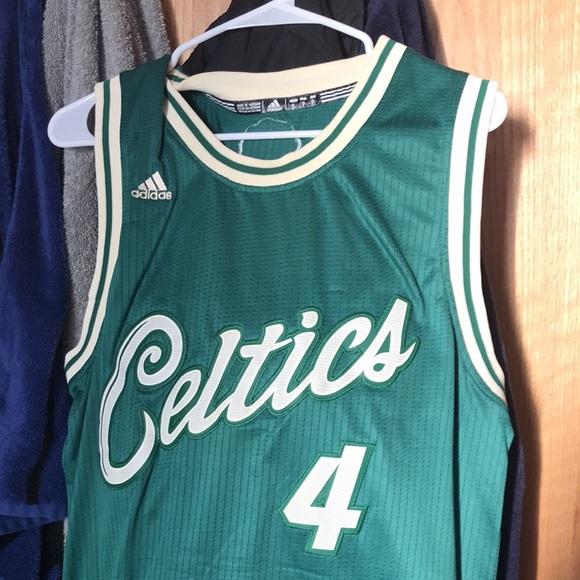 innovative design 9f985 7828e Isaiah Thomas celtics Christmas jersey